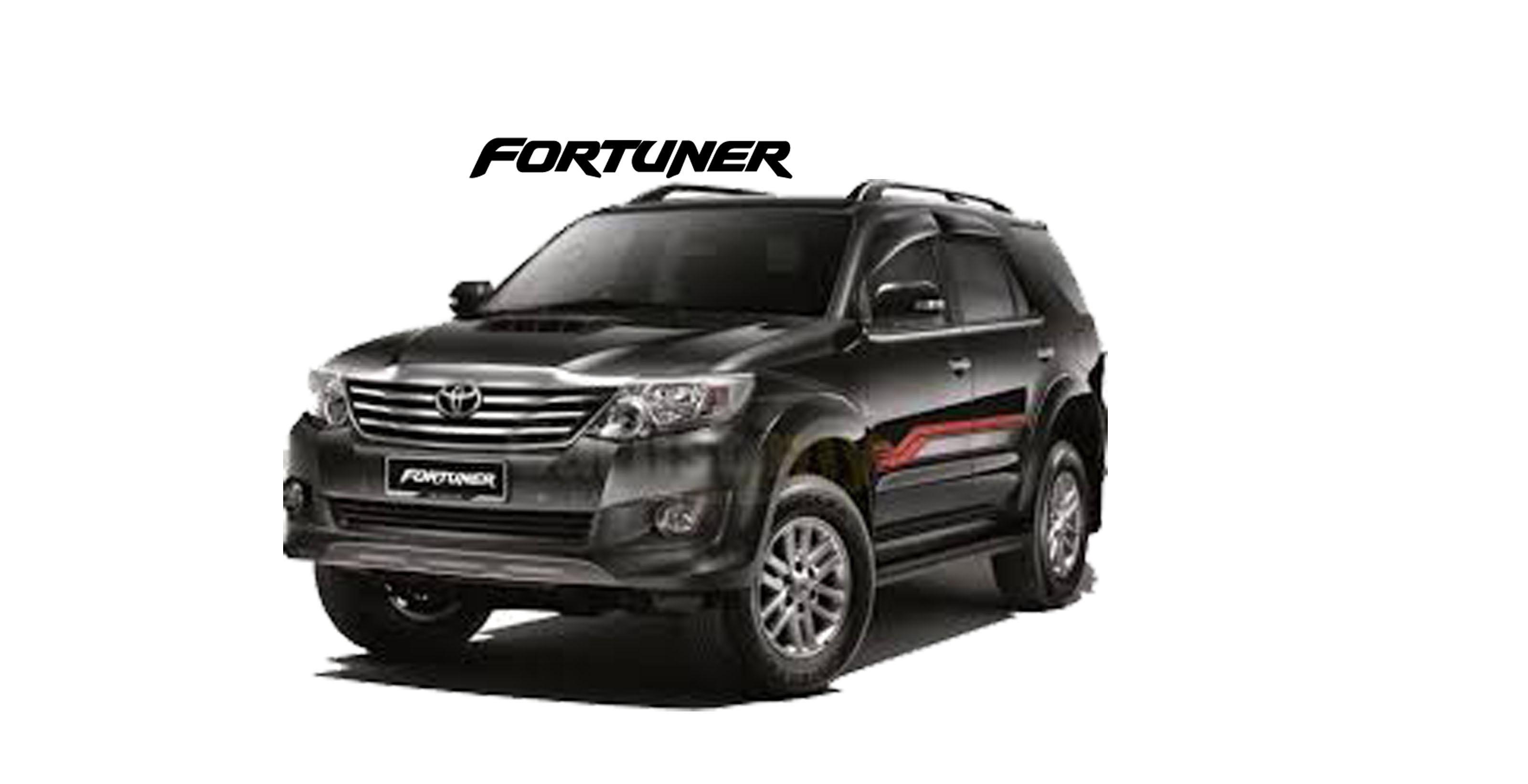 Rental Mobil Fortuner Banjarmasin