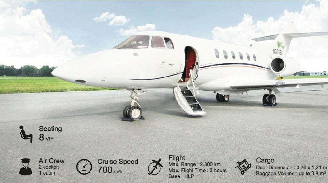 Sewa Pesawat Jet